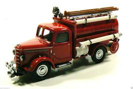 1939 BEDFORD TANKER FIRE ENGINE YESTERYEAR SERIES MATCHBOX DIE CAST YFE0... - $35.64