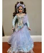 Rustie Porcelain Doll ARIELLE 1999 Limited  GORGEOUS of 3892/5000 signat... - $494.99