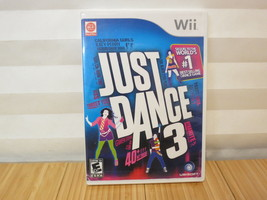 Just Dance 3 (Nintendo Wii, 2011) - $7.69