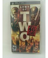 Army of Two: The 40th Day (Sony PSP, 2010) Brand New and Sealed - $11.73