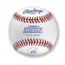 Rawlings® RPLB1 Pony League Baseball DZN - $45.38