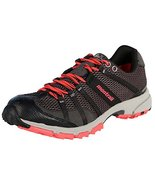 Montrail Womens Skinners Butte WP Hiking Shoes-Shark/Dove-6 - $54.40