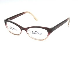 Boots Ivanna Women's Plastic Eyeglasses Frame, Purple. 52-17-135 #M62 - $26.68