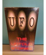 UFO - The Untold Stories Continue (VHS, 1996) - $7.99