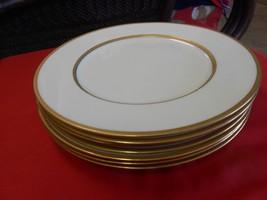 "RARE Magnificent  Vintage LENOX ""Ovington Bros.NY"" 6 BREAD Plates..5.5"" diameter - $29.51"