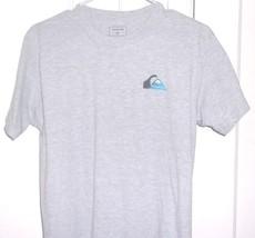 Quiksilver Mens Medium 100% Cotton Graphic T Shirt - $6.27