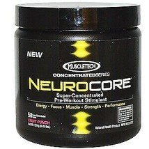 MuscleTech | Neurocore Concentrated Series, Fruit Punch, 45 doses - $29.65