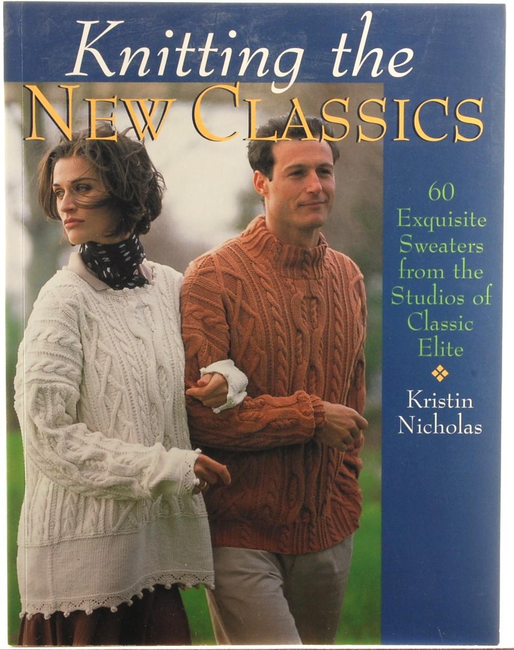 Book knitting classics
