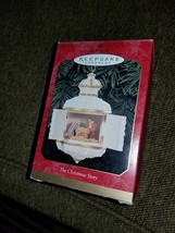 Hallmark Keepsake Ornament The Christmas Story Unru1999 Sculpted by Duane - $6.92
