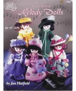 American School of Needlework Crocheted Melody ... - $7.59