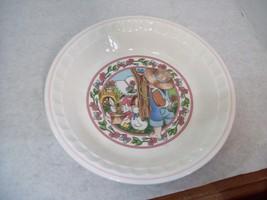 1989 Watkins Country Kids Collector's Pie Plate w/Recipe w/Box,Pumpkin R... - $21.73
