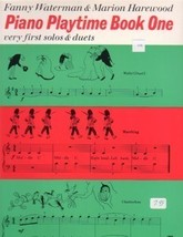 Piano Playtime Book 1 Fanny Waterman Marion Harewood - $7.95