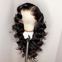 IWISH Loose Wave 360 Lace Wig Human Hair With Baby Hair 180% Density Pre... - $124.33