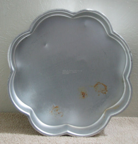 Wilton Flower Cake Pan No. 501-1255