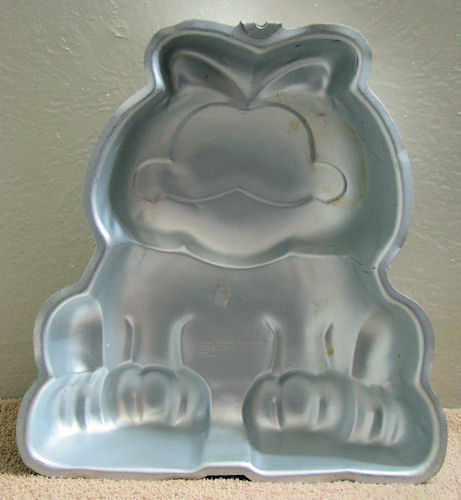 Wilton Garfield the Cat Cake Pan No. 502-9403