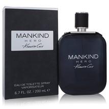Kenneth Cole Mankind Hero by Kenneth Cole Eau De Toilette Spray 6.7 oz for Men - $56.70