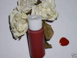 1 Oz Liquid Red Iron Oxide 100% Natural Soap Colorant - $5.84
