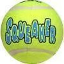 Air Kong Dog Squeaker Tennis Ball Medium - $4.24