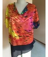 Women's blouse,L,,,Pink,,Floral,Hugo Boss,NWOT - $64.35