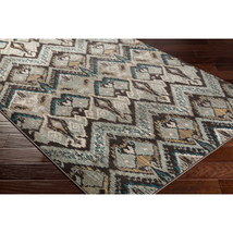 Bohemian Transitional Traditional Multi Color Area Rug **FREE SHIPPING** - €45,77 EUR+