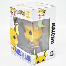 Funko Pop! Pokemon Raichu #645 Vinyl Action Figure image 2