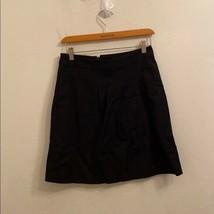 Anthropologie Tabitha size 4 black skirt - $26.72