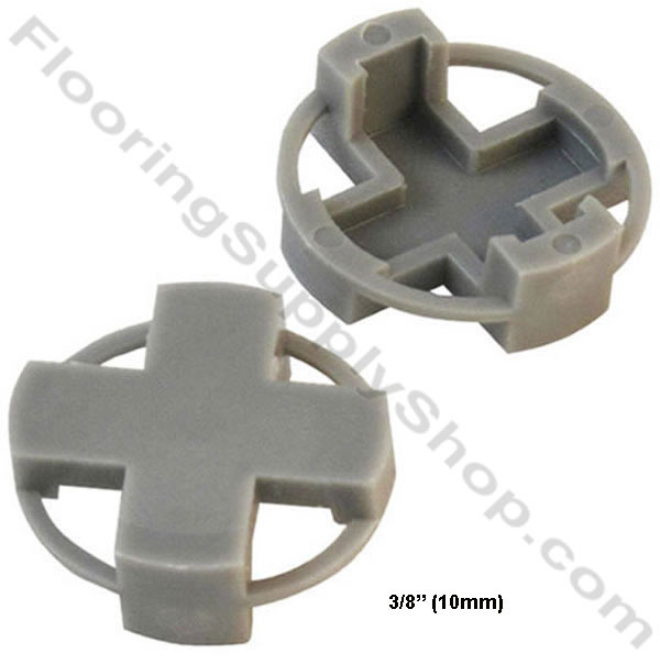 "Primary image for TAVY Tile and Stone Cross Spacers 3/8"" - 10mm Pack of 500"