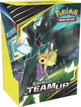 Pokemon TCG Team Up Build and Battle Box Prerelease Kit Sun & Moon Sealed - $24.99