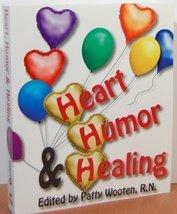 Heart, Humor and Healing Wooten, Patty image 1