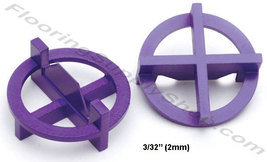 "TAVY Tile and Stone Cross Spacers 3/32"" - 2mm Pack of 500 - $24.95"