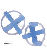 "TAVY Tile and Stone Cross Spacers 3/16"" - 5mm Pack of 100 - $7.95"