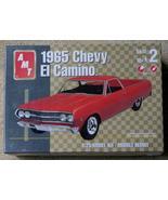 AMT 1965 Chevy El Camino 1:25 Model Kit New Factory Sealed - $5.00