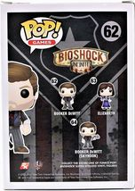 BioShock Infinite Booker DeWitt Pop! Vinyl Figure image 4