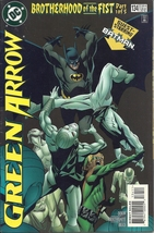 (CB-4) 1998 DC Comic Book: Green Arrow #134 - $2.00
