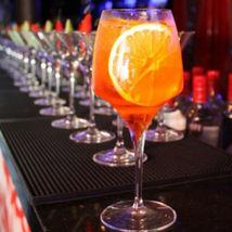 6x Italesse Tiburon Medium Lead Free Xtreme Crystalline 500cc Red Wine Glasses image 3