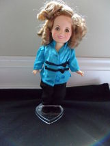 1982 SHIRLEY TEMPLE STOW AWAY DOLL By Ideal Toy Co.  1982 SHIRLEY TEMPLE... - $23.47