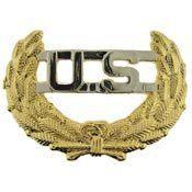 Primary image for United States Military Hat Badge