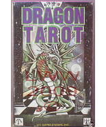 Dragon Tarot Card Deck- New in box- Wicca Pagan NEW - $17.95