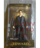 Twilight New Moon Edward Cullen Action Figure New damage box - $15.99