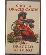 Sibilla Oracle Cards- Divination Wiccan Pagan NEW - €10,12 EUR