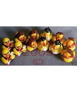 12 Punk Rocker Rubber Duckies- Bath- Tub- Ducky - $10.99