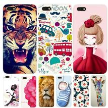 Fundas For Huawei Y5 2018 Case 3D Animal TPU Silicone Case Cover For Hua... - $12.89+
