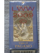 Pagan Tarot Mini Tarot Deck  by Gina Pace Divination New in box - $10.90