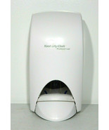 White Bathroom Soap Dispenser Kimberly-Clark Professional 1000mL Good Condition - $12.97