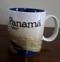 Starbucks Coffee Mug PANAMA 2016 Excellent Condition - $59.99