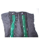 New Womens 2 4 NWT Designer Marni Dress Black Silk Green Sequins Italy 4... - $990.00