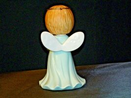 Ceramic Angel With Halo AA-191730 Vintage Collectible image 4