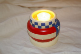 PartyLite Americana Tealight Party Lite RETIRED - $5.99