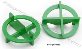 "TAVY Tile and Stone Cross Spacers 1/16"" - 1.5 mm Pack of 100 - $7.95"