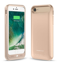 PressPlay NERO7 Extended Battery Case for iPhone 7/8 (GOLD) - £22.83 GBP